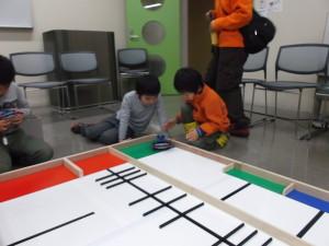 冬休みロボット教室 035