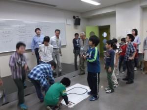 ロボット講習会初級