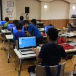 初級講習会(ロボット組み立て)